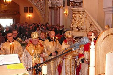 Uroczystość przeniesienia relikwii bł. Mikołaja Czarneckiego