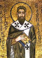 św. Bazyli z Cezarei